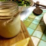 Caesar Dressing (gluten-free & vegan)